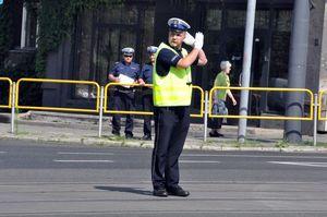 Konkurs Policjant Ruchu Drogowego Roku 2016