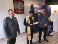 Modlitwa księdza Mariusza Olejnika